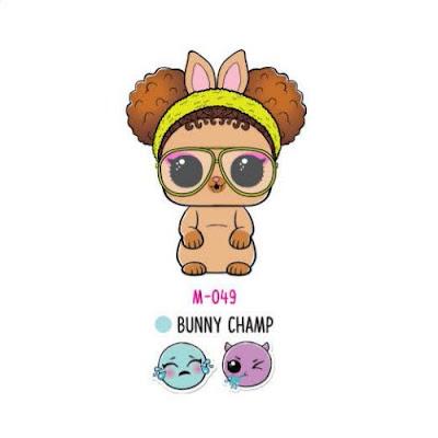 Кролик Лол Сюрприз Bunny Champ