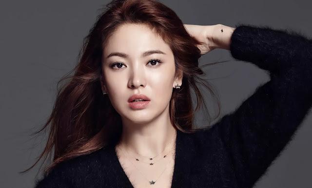 artis korea - Song Hye Kyo