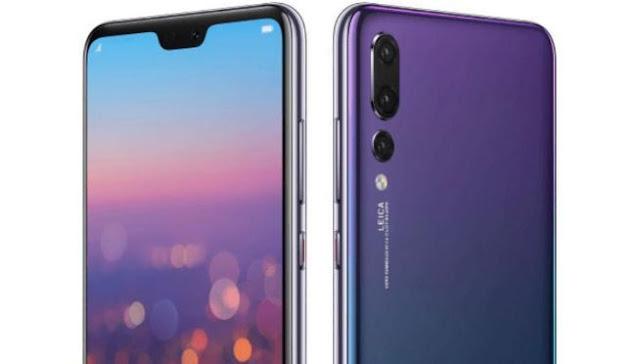 Spesifikasi Huawei P20 Pro, Ponsel Canggih dengan RAM 8 Gb