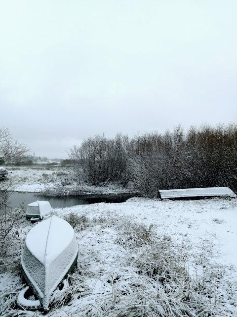 Лодки на зимнее хранение