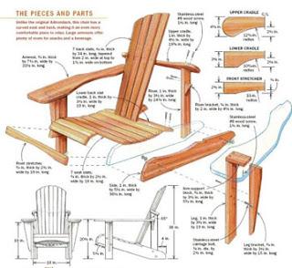 plan de chaise