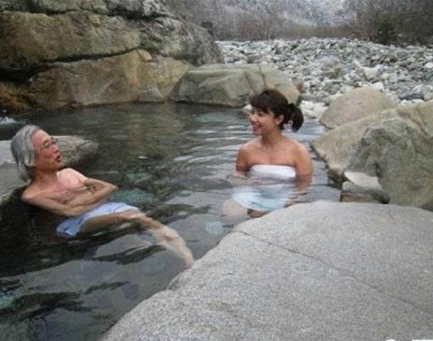 Japanese Coed Baths 18