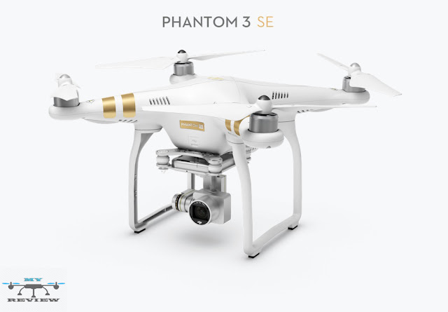 SE is targeted at beginner pilots together with offers a flying fourth dimension of  Dji Phantom three Se Review - Things You Sould know