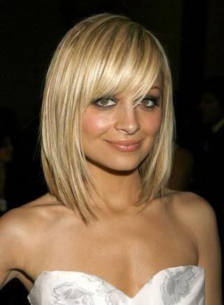 Idee Coupe De Cheveux Avec Frange Ivory Hairstyle