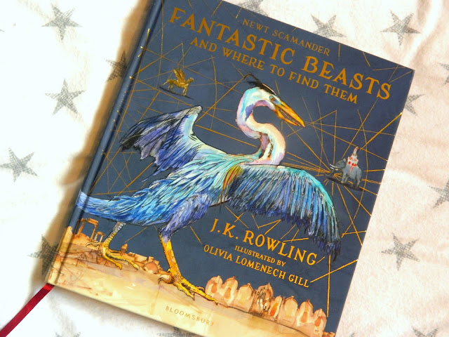 Fantastic Beasts and Where to Find Them, illustrated edition