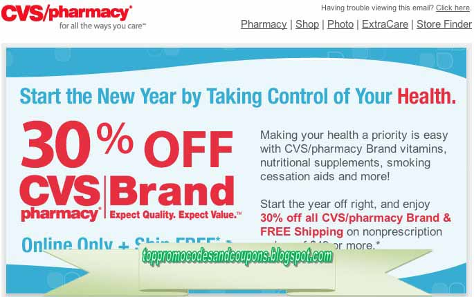 Cvs Pharmacy Coupons >> Free Promo Codes And Coupons 2019 Cvs Pharmacy Coupons