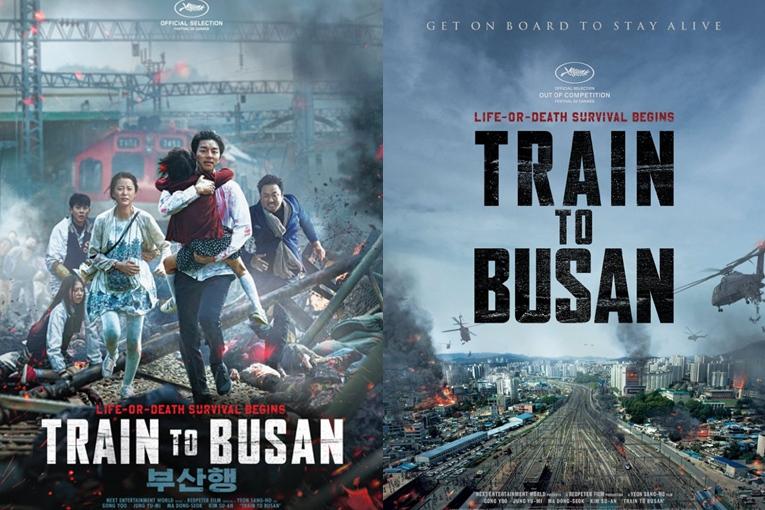 train to busan poster film