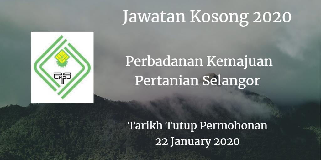 Jawatan Kosong PKPS 22 January 2020