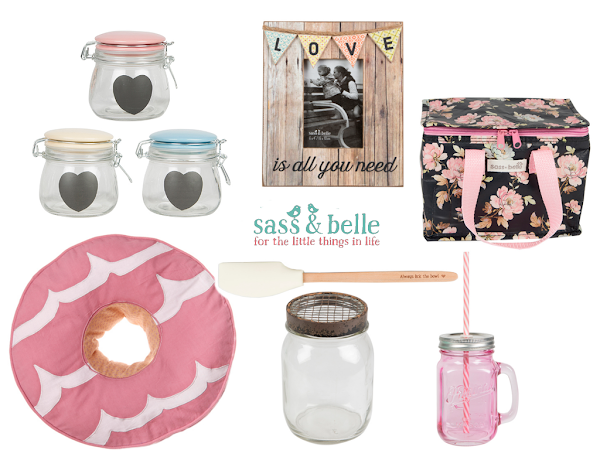 Home Happenings: Sass & Belle