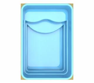 Preço piscina de fibra Módena