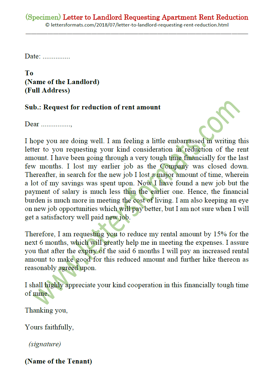 Sample Letter To Increase Rent from 1.bp.blogspot.com