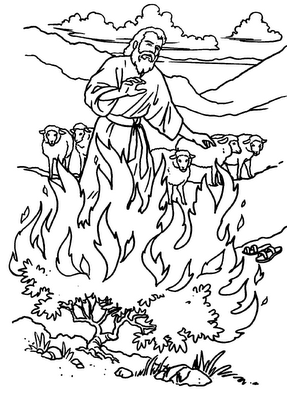 Dibujos Cristianos Para Colorear José Es Vendido Por Sus