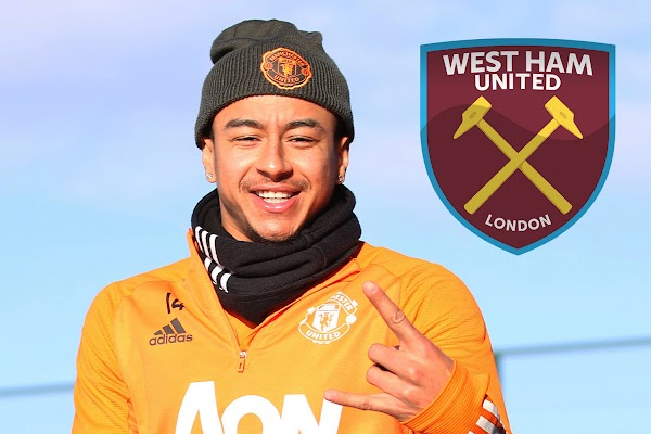 Oficial: El West Ham firma cedido a Lingard