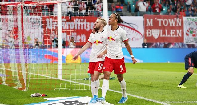 Bundesliga | Nagelsmann'ın öğrencileri liderliğini sürdürüyor...