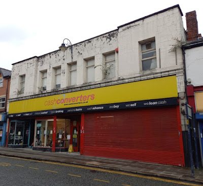 Cash Converters on Stamford Street Central in Ashton-under-Lyne