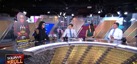 VIDEO: Gene Simmons on the Mideast, Trump and the Upcoming KISS Tour