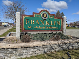 Franklin Board Of Health - Agenda  - June 3, 2020