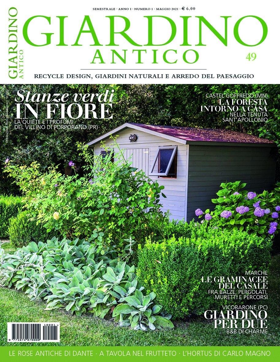 giardino antico maggio 2021