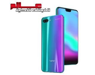 عالم الهواتف الذكية مواصفات جوال/ موبايل هونور Huawei Honor 10 مواصفات جوال هواوي هونور Huawei Honor 10
