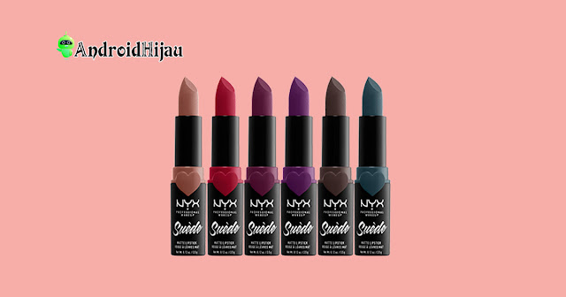 Harga Suede Matte Lipstick shade Sweet Tooth