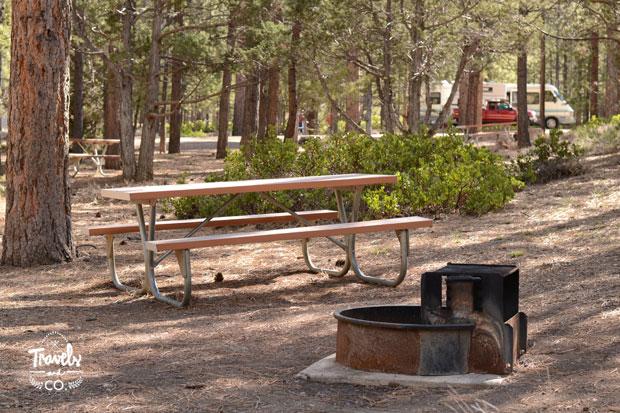 Viajar en autocaravana o camping por Estados Unidos servicios de los parques nacionales