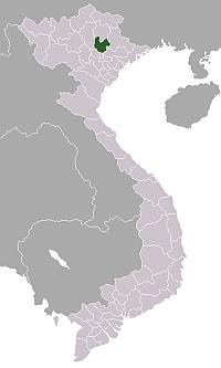 ベトナム タイグエン省