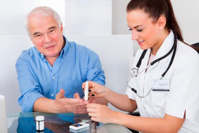Pacientes adultos con diabetes