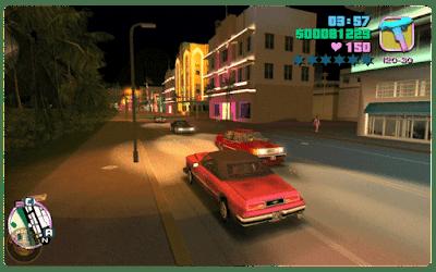 GTA Vice City graphics mod