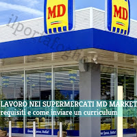 offerte di lavoro supermercati md market