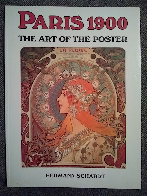 """Paris 1900: The Art of the Poster"" book cover"