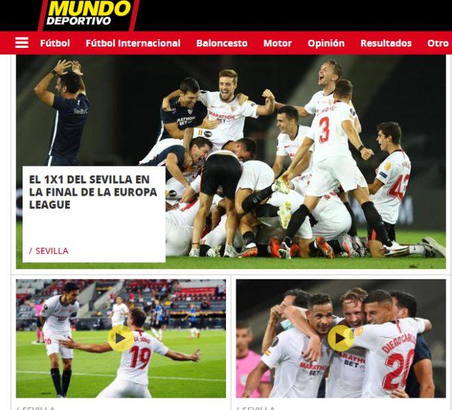 """Sevilla hạ Inter, vô địch Europa League: Báo Italia chỉ mặt """"tội đồ"""" Lukaku 4"""