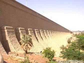 Hydroelectric Power Plants in Egypt (Aswan 1)