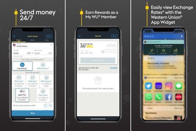أفضل تطبيق لتحويل الأموال للايفون