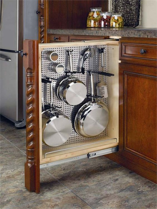 guardar panelas, organizar panelas, cozinha, a casa eh sua, acasaehsua