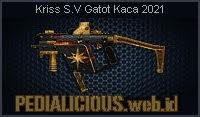 Kriss S.V Gatot Kaca 2021