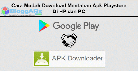 Cara Download Mentahan Apk Playstore