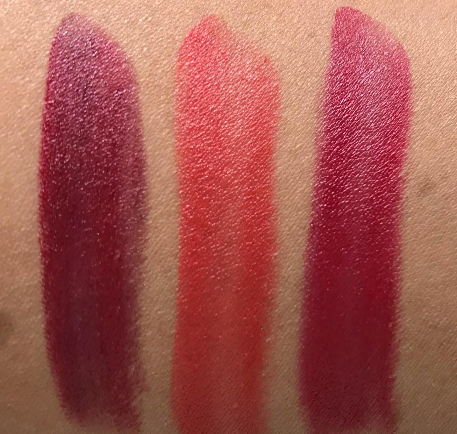Clarins Joli Rouge Gradation lipstick review & swatches