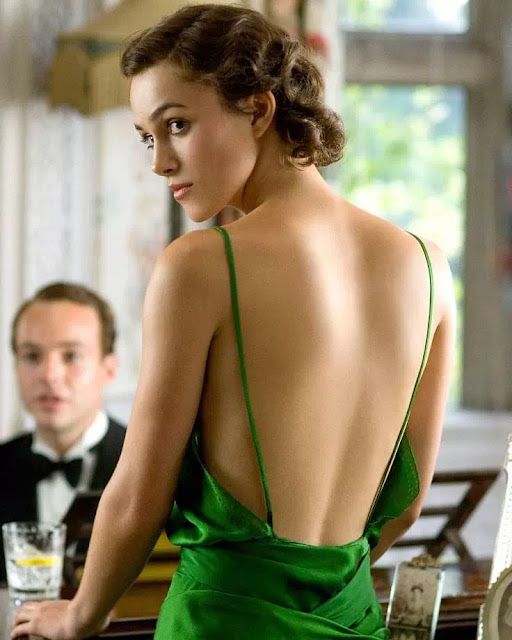 Keira Knightly Atonement Hair