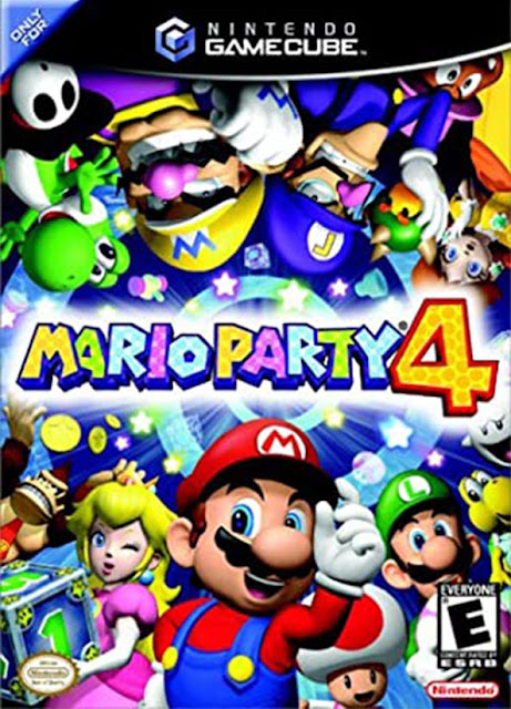 Mario Party 4 ISO GC