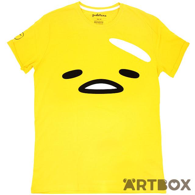 Gudetama Face Shirt