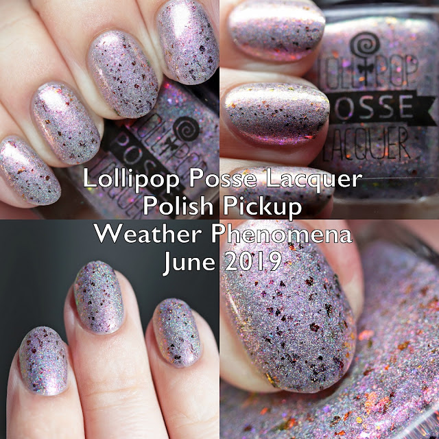 Lollipop Posse Lacquer Polish Pickup Weather Phenomena June 2019