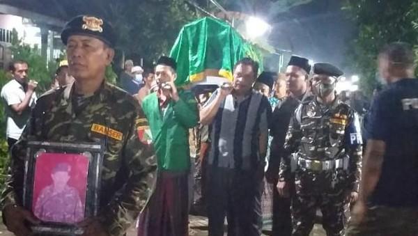 Anggota Banser Jombang Meninggal Saat Jadi Imam Salat Tarawih