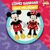 Ganhe uma Pelúcia Oficial da Disney - Mickey ou Minnie
