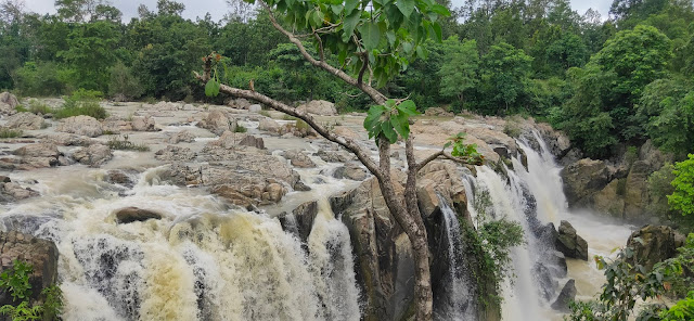 Beautiful View of Gundicha Ghai Waterfall Kenonjhar