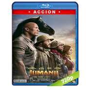 Jumanji: Siguiente nivel (2019) BRRip 720p Audio Dual