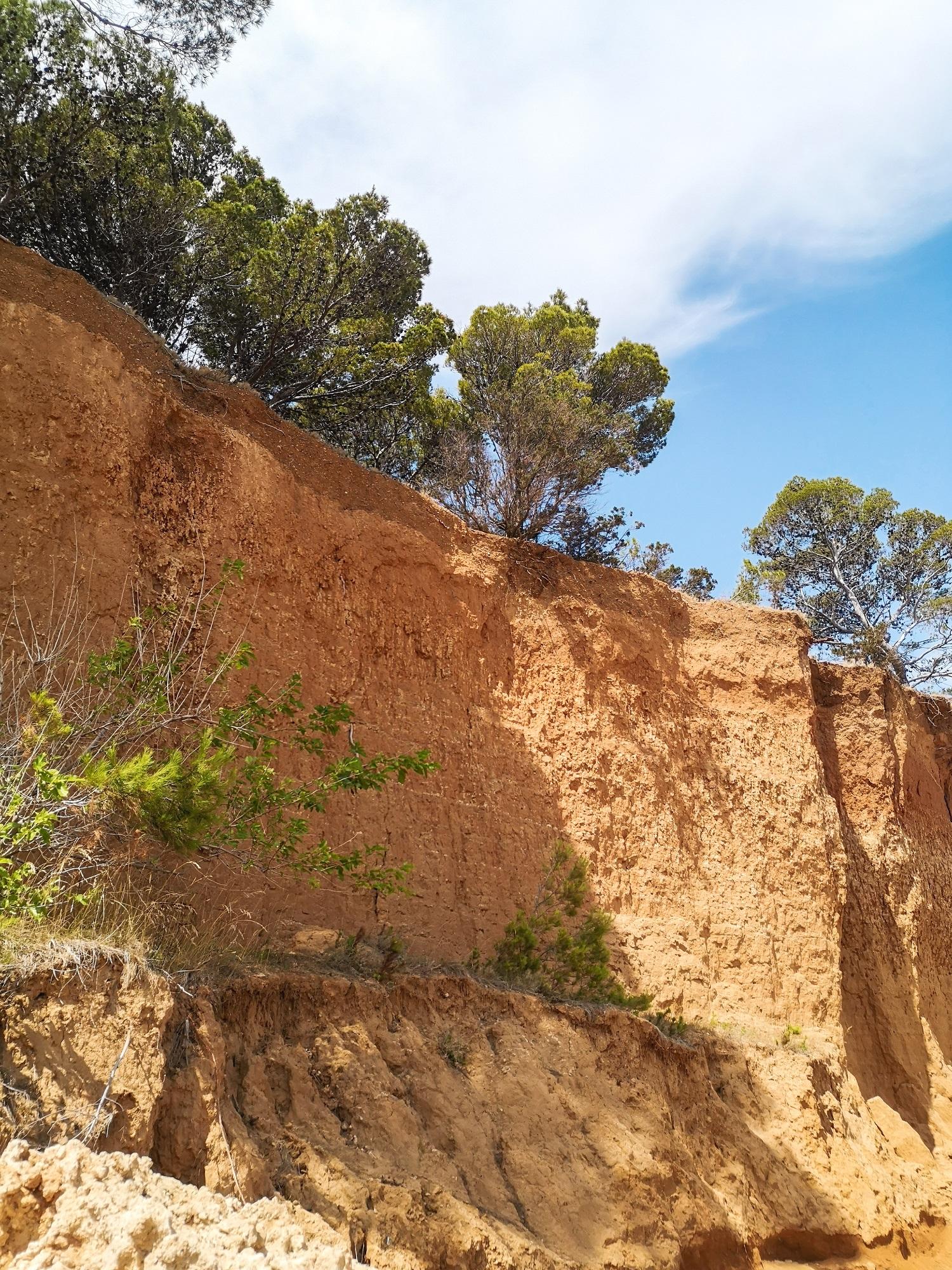 Potovalni vodič po Pakoštanih (Travel Guide) - otok Vrgada, Oranžna plaža