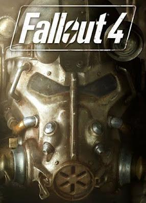 Capa do Fallout 4