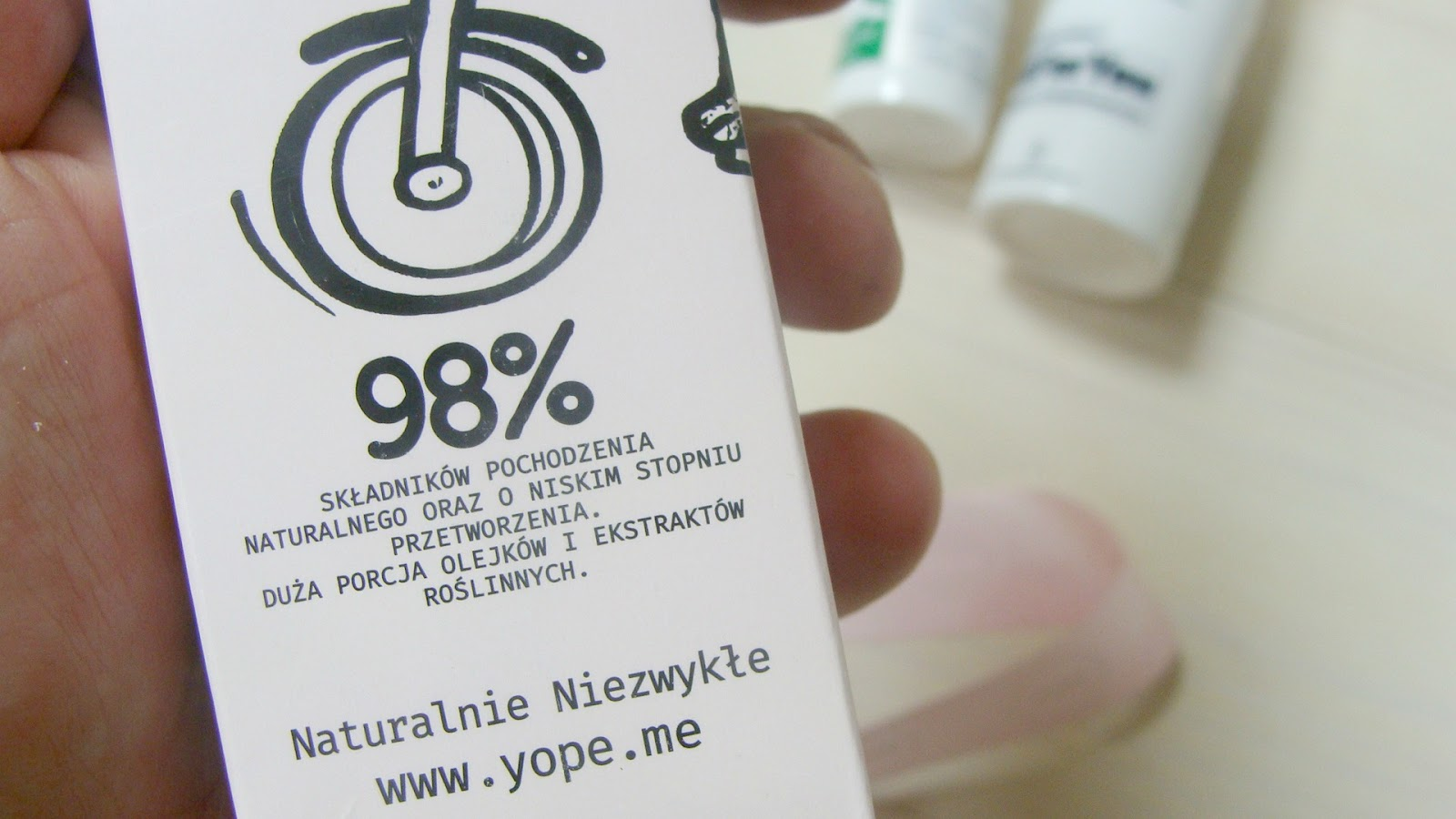 Kosmetyki naturalne, enklare, fitomed, yope, naturalny krem do rąk, naturale mydło