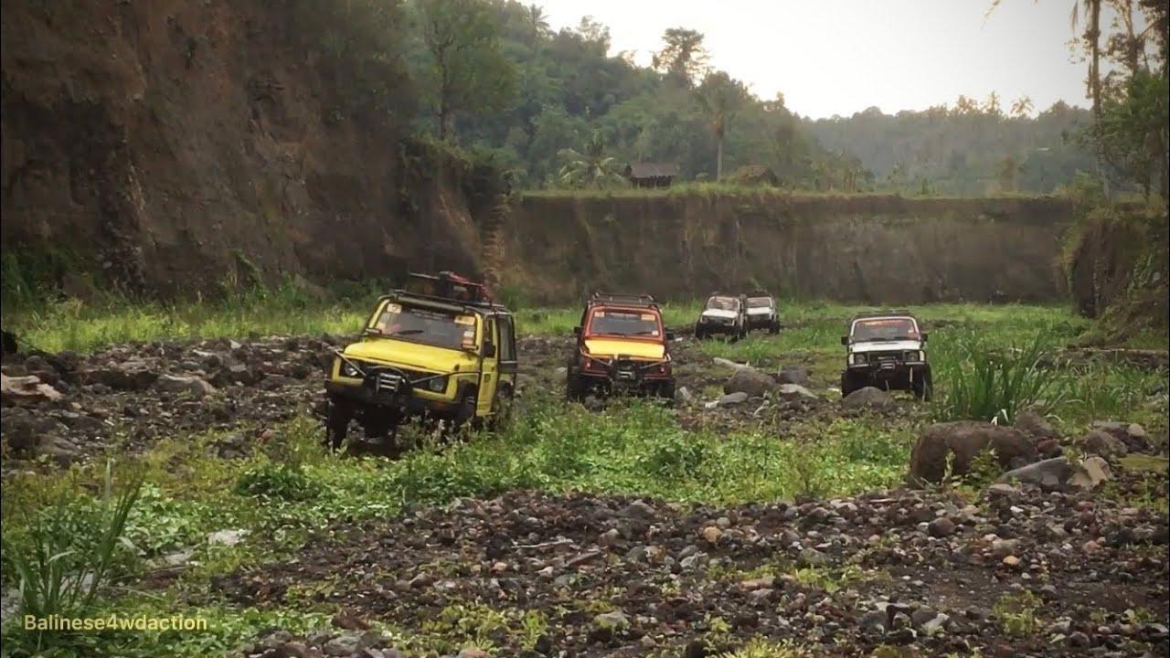 Gunung Agung, Wisata Offroad Bali Terbaik