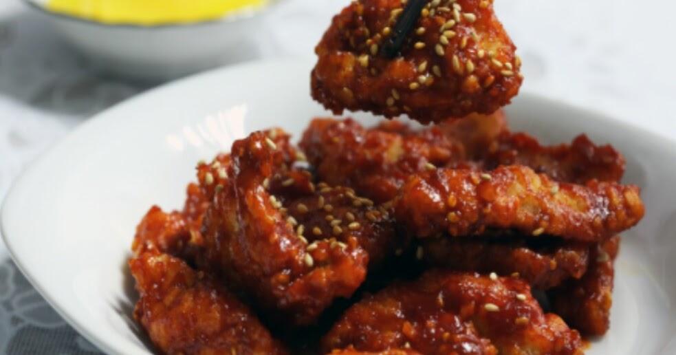 resepi ayam goreng korean style Resepi Ikan dan Ringkas Enak dan Mudah
